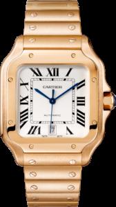 Relógio Santos de Cartier